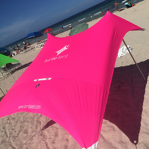 Pink Turtle Tent & Pink Turtle Tent -